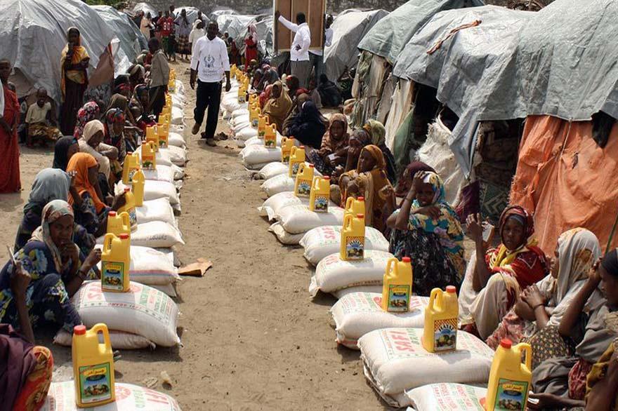 food aid