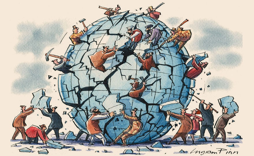 balkanisation Internet