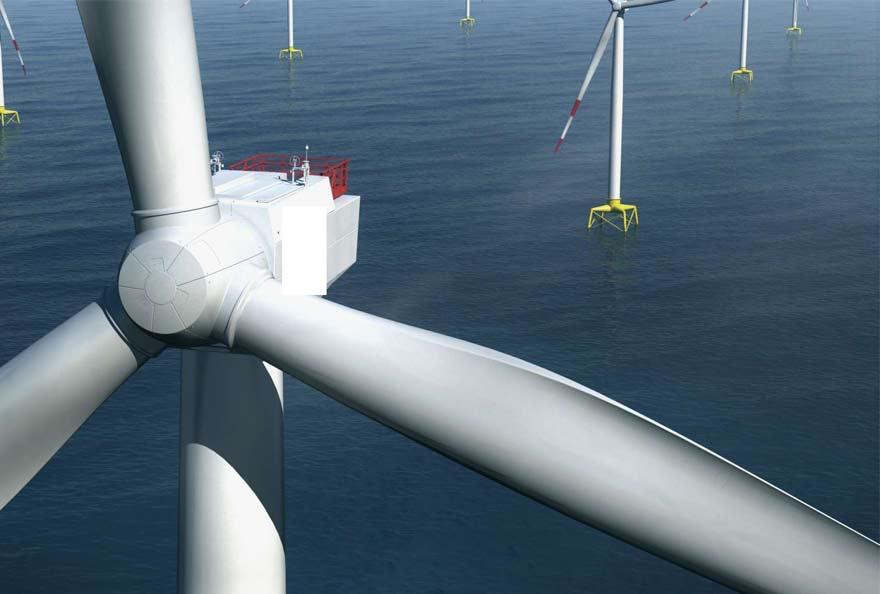 éolienne marine