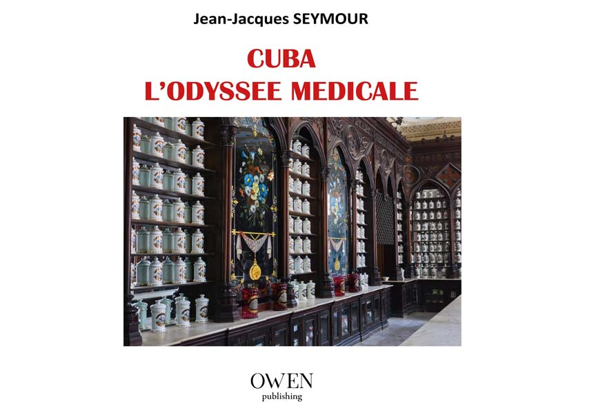 book Cuba l'medical odyssey