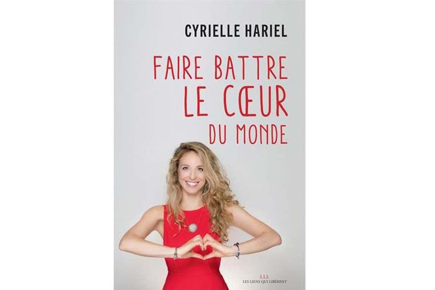 livre de Cyrielle Hariel