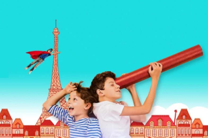 activities for young holidaymakers Paris