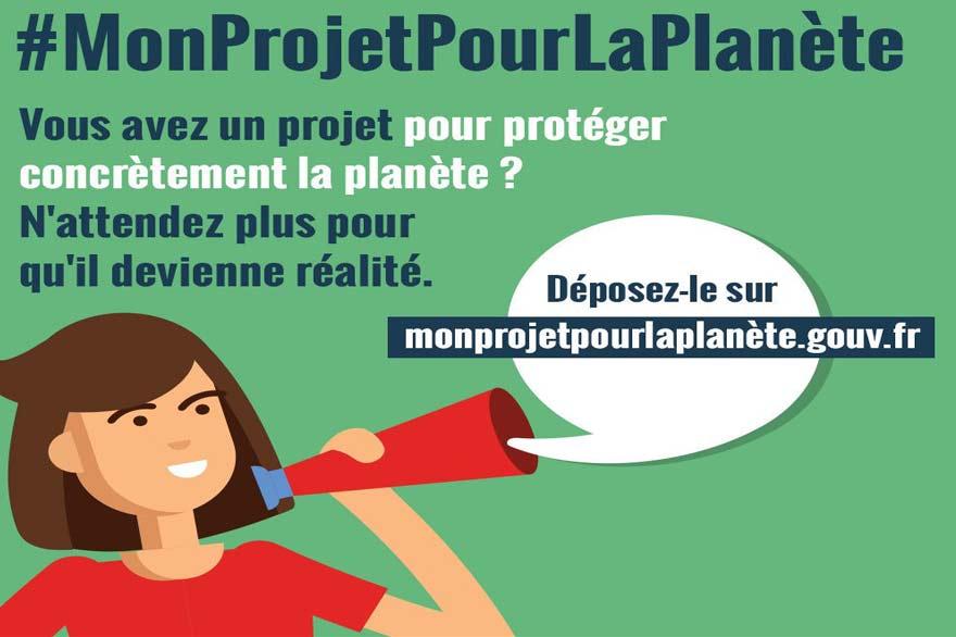 projet planète