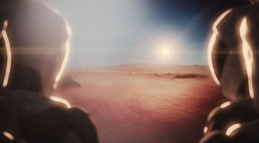 Mars - Space X