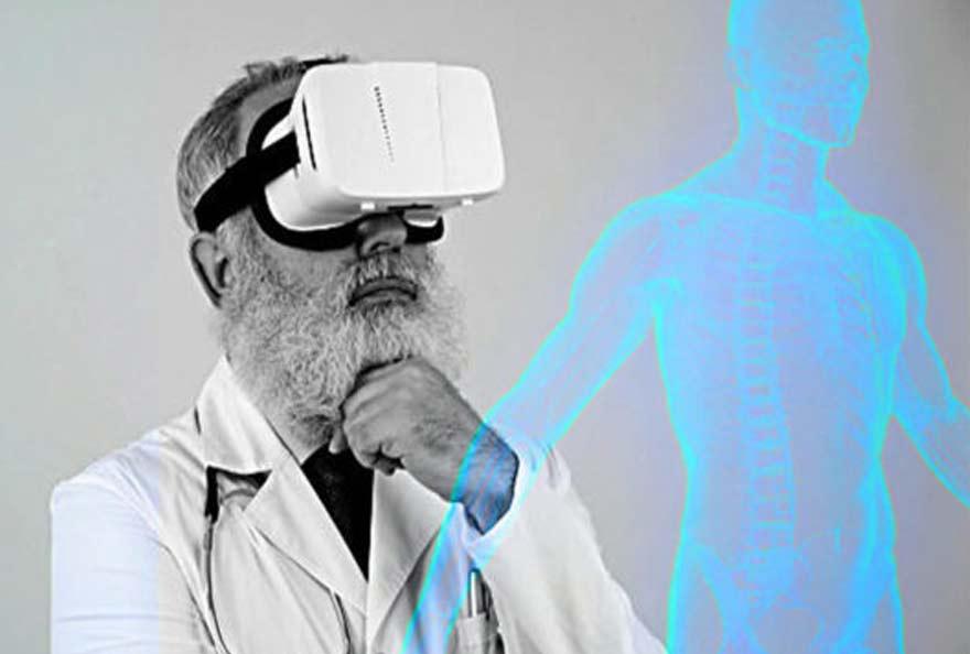 santé et réalité virtuelle