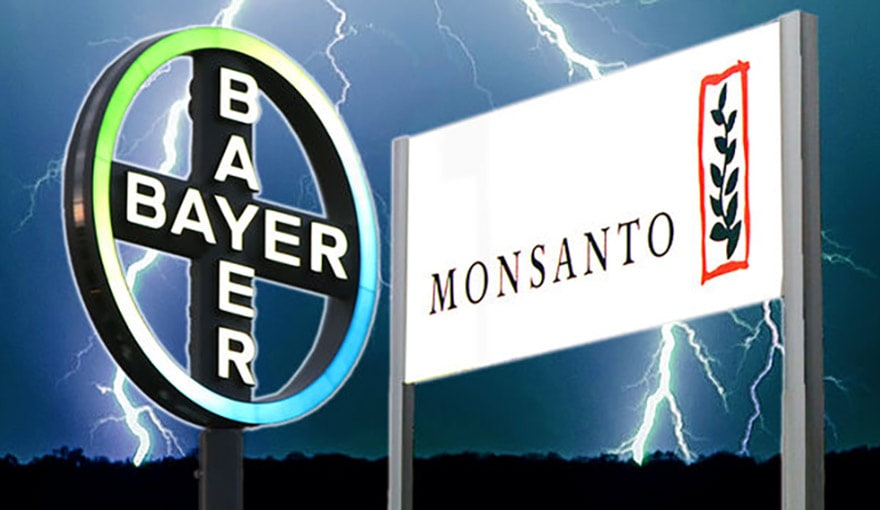 fusion Bayer-Monsanto