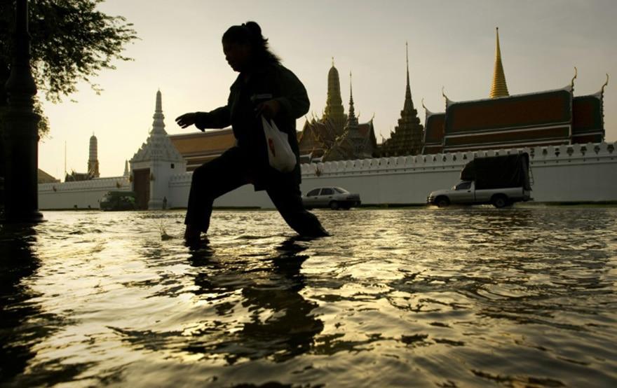 inondations Bangkok