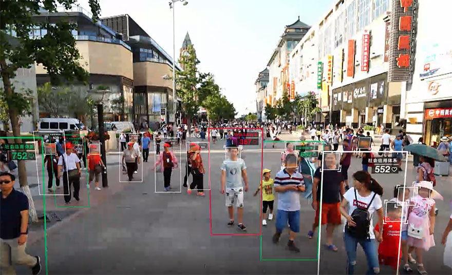 dystopia China