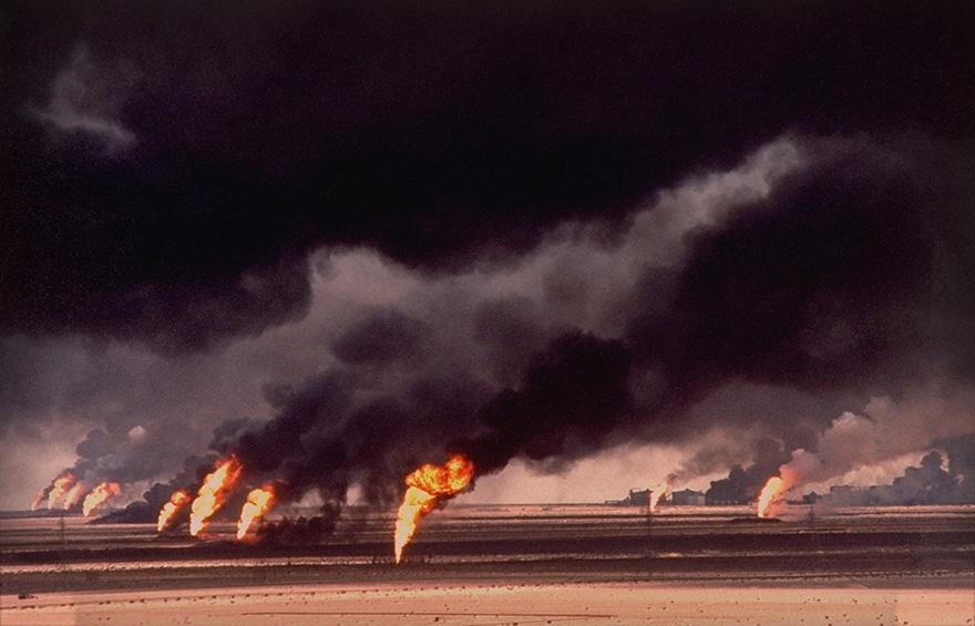 Pollution pétrole