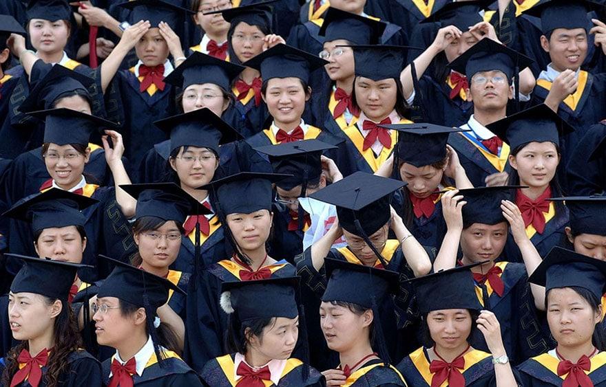 Diplômés chinois