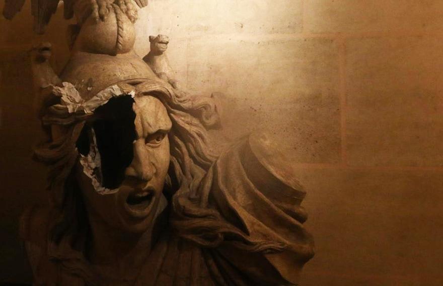 violences Arc de triomphe