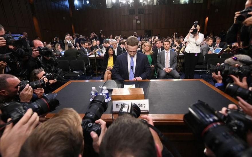Audition Mark Zuckerberg