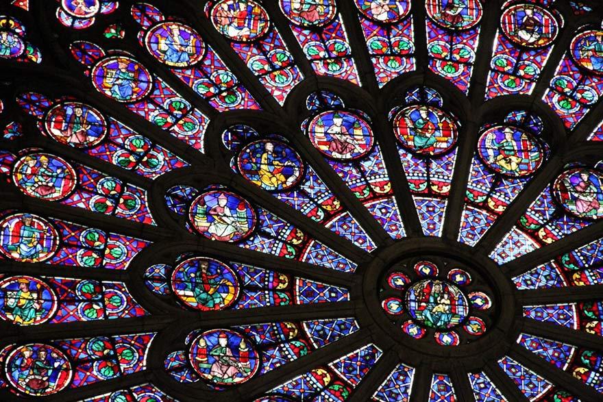 Rose Du Nord Notre Dame de Paris