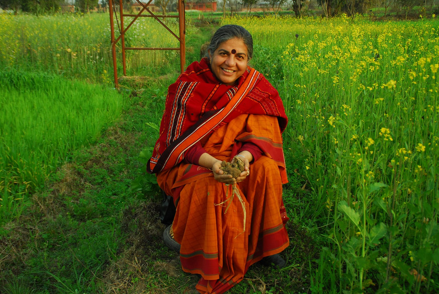 Vandana Shiva: The shift to biodiversity-based agriculture is a survival imperative