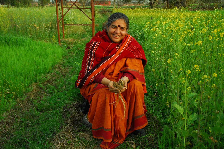 Vandana Shiva : Le passage à une agriculture fondée sur la biodiversité est un impératif de survie