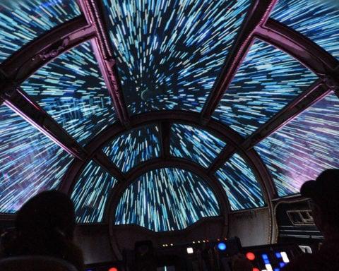 Millinium Falcon Starwars