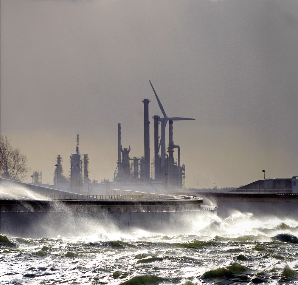 Will the North Sea be transformed into a lake to combat rising water levels?