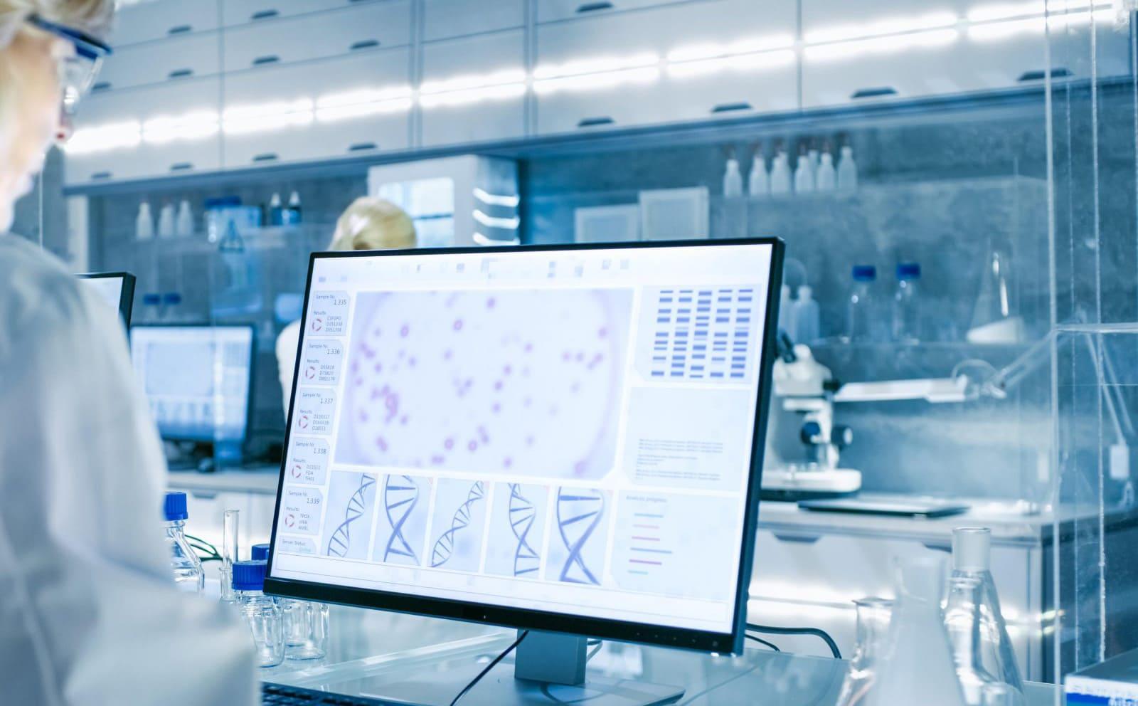 clone génétique du coronavirus