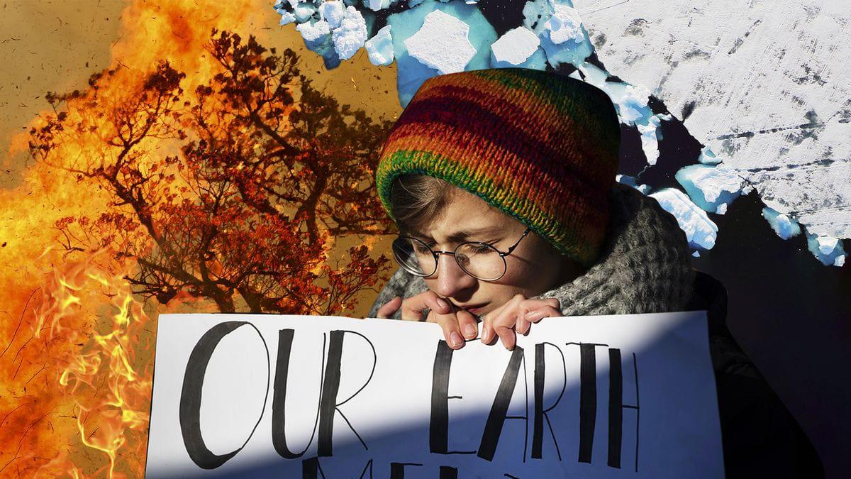 Climat qui s'emballe, épidémie pandémique, effondrement annoncé… Ça va le moral ?