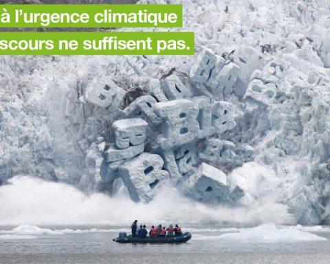 la campagne greenpeace qui dérange