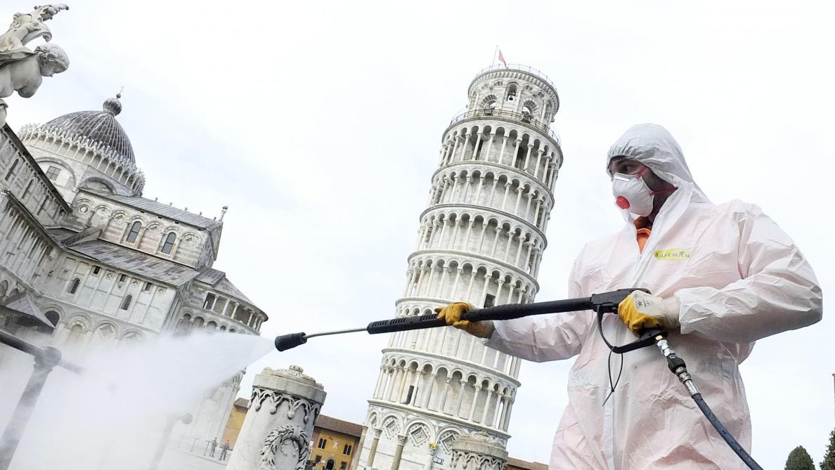 Le pic de l'épidémie serait passé en Italie. La voie vers la décrue ?