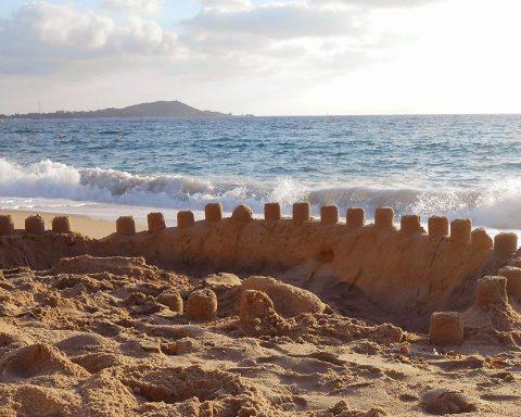 La moitié des plages du monde menacée de disparition