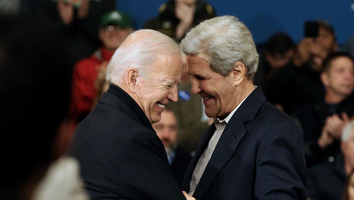 Joe Biden nomme John Kerry, l'ancien co-artisan de l'Accord de Paris. Un espoir pour le climat ?
