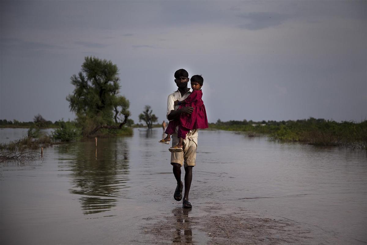 Dérèglement climatique : personne sur cette planète n'est à l'abri