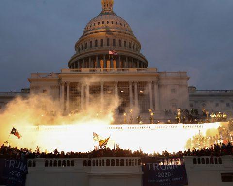 Le premier épisode d'un coup d'État vient-il d'avoir lieu au Capitole ?