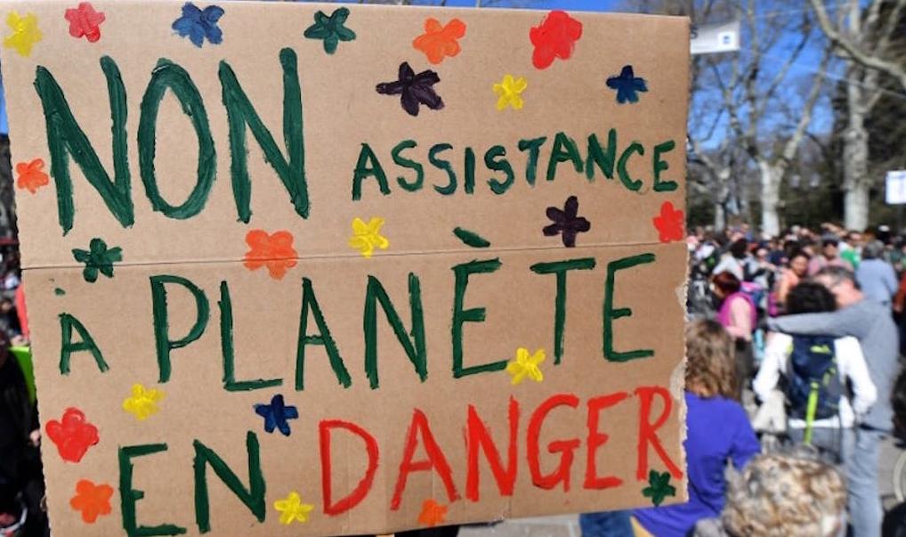 L'État condamné pour son inaction dans la lutte contre le changement climatique