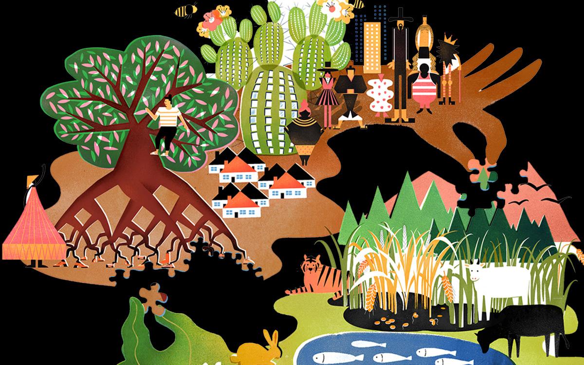 À quoi ressemblerait une civilisation écologique ?