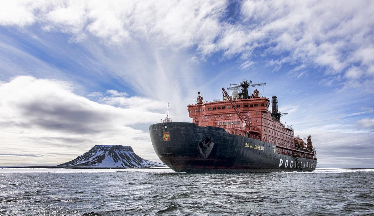 Le gouvernement au pied du mur face au gigantesque projet gazier de Total en Arctique