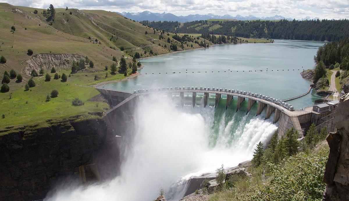 Les humains ont complètement transformé la façon dont l'eau est stockée sur Terre
