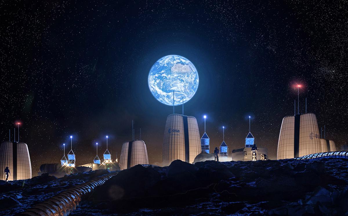 Ces scientifiques français veulent élever des poissons sur la Lune