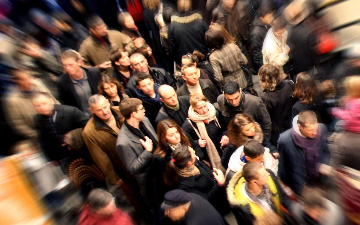 La population de la Terre en voie de diminution, prédisent les scientifiques
