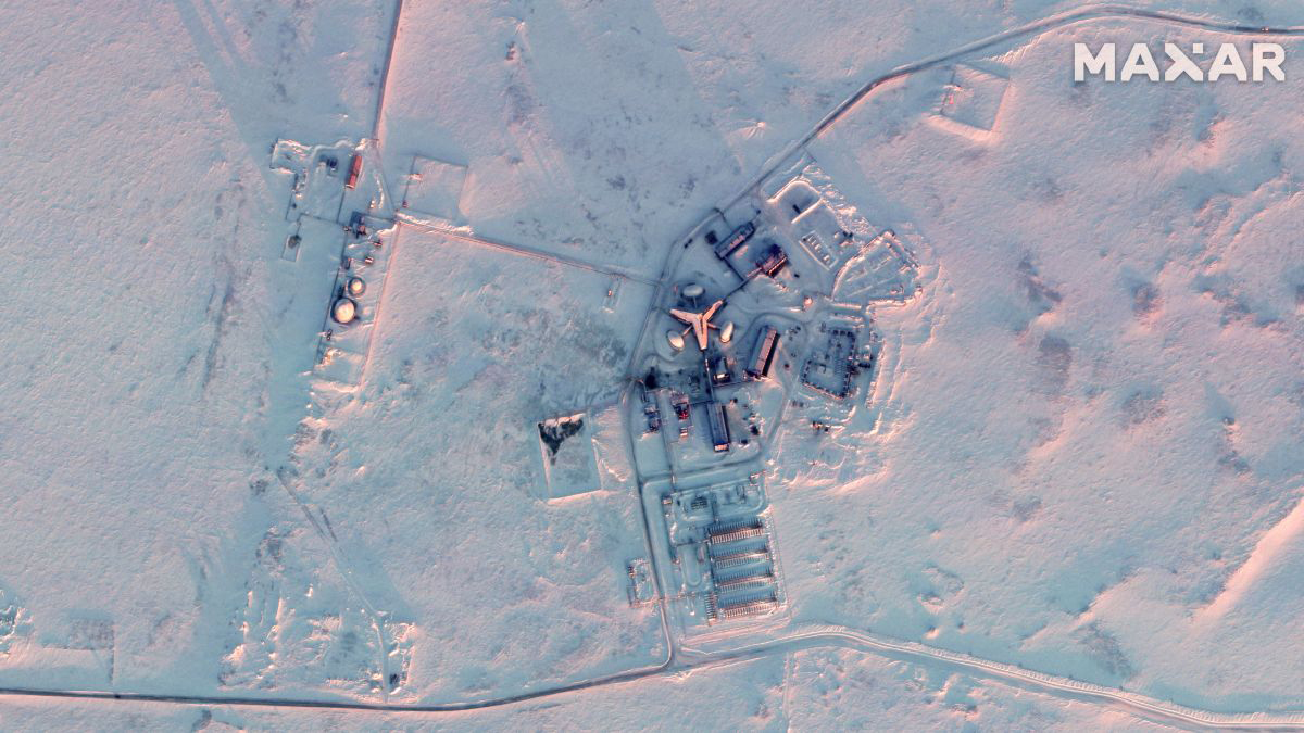 Apocalypse Nord : Les Russes déploient leurs armes en Arctique