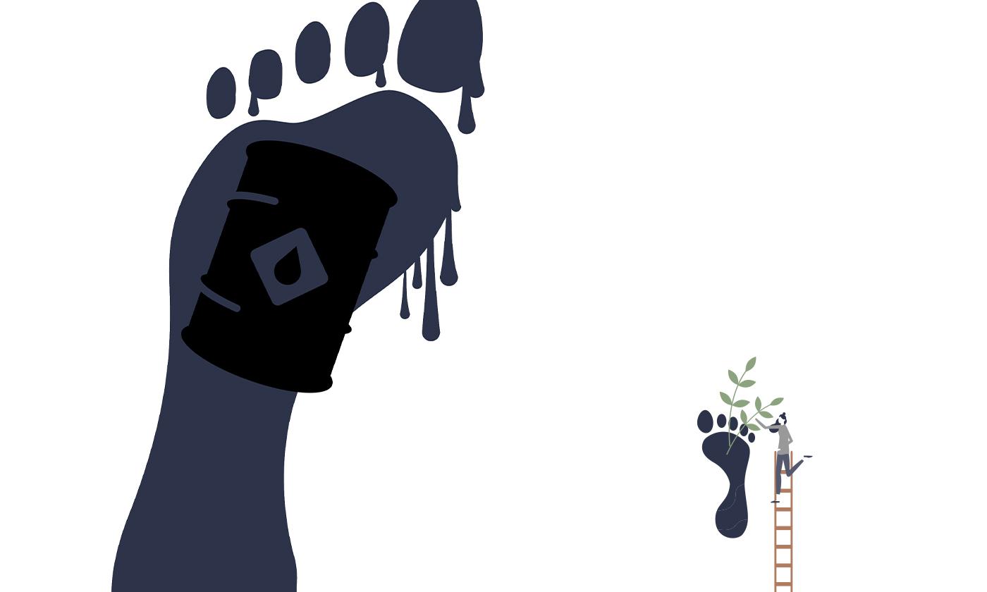 Empreinte carbone : un leurre pour nous détourner de l'essentiel