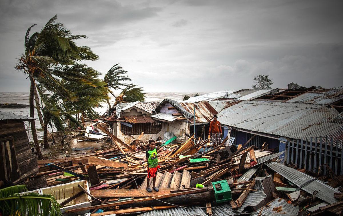 Climat : L'ONU dit aux enfants d'aller se faire voir ailleurs