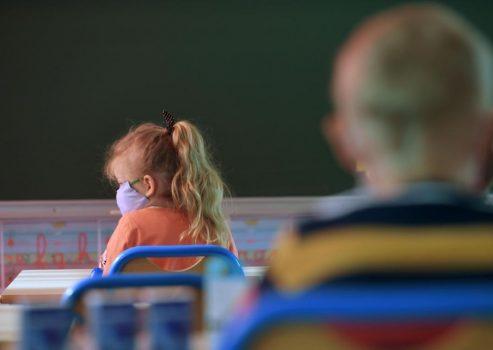 La Covid-19 n'est pas une maladie qui concerne les enfants.