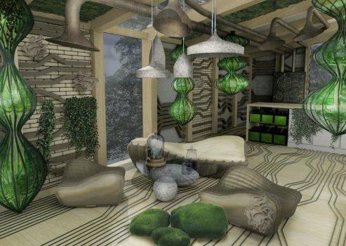 Et si nos logements devenaient des organismes vivants ?