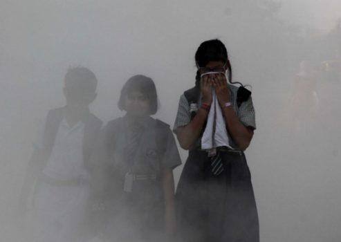 La pollution de l'air va entraîner des migrations massives de population